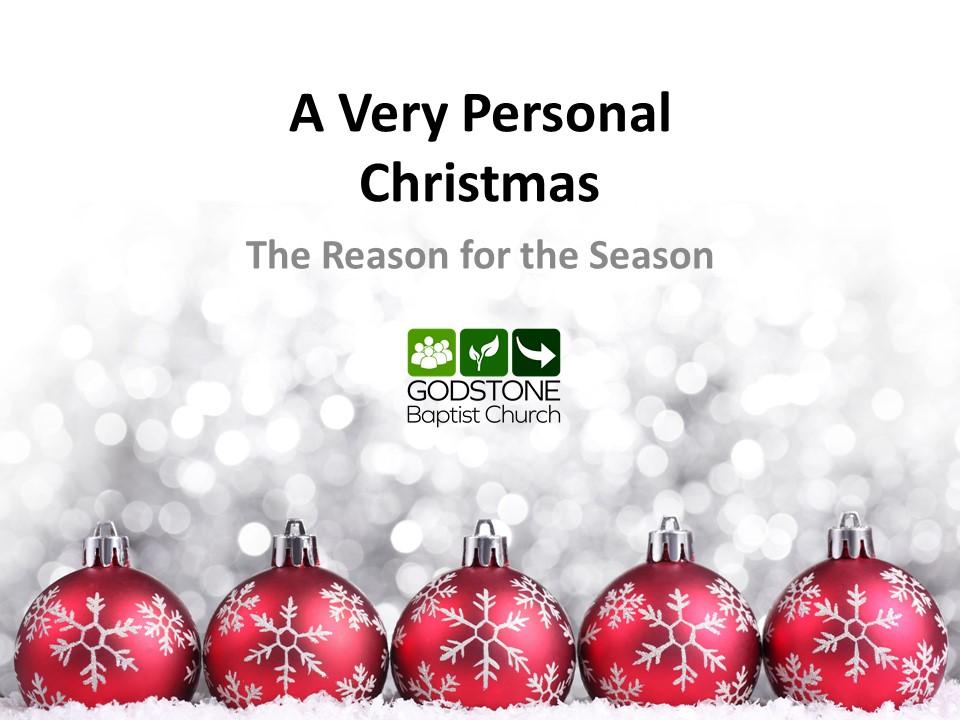 The reason for the season christmas sermon : Episode summary