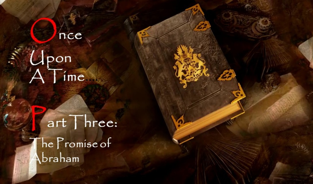 Once upon a Time: The Promise of Abraham