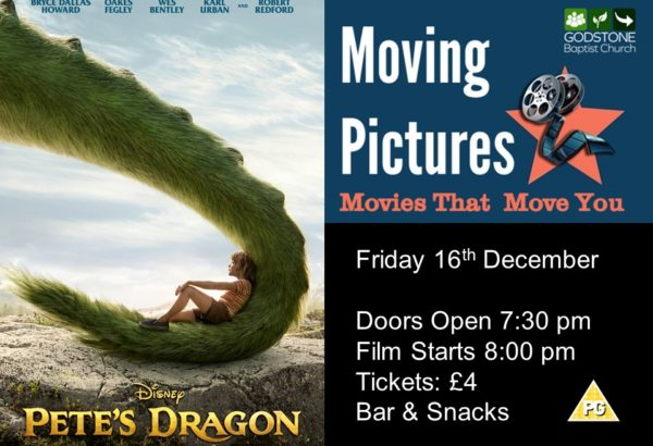 Moving Pictures - Petes Dragon