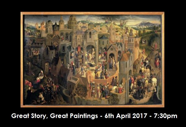Great Story Great Paintings - Godstone Baptist Church