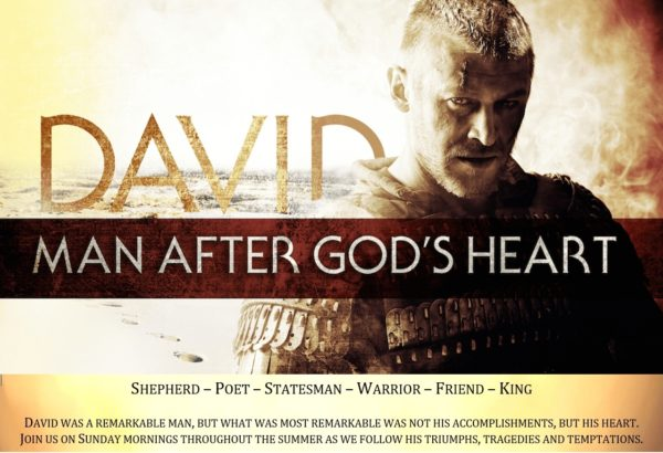 David - Sermon Series Summer 2017