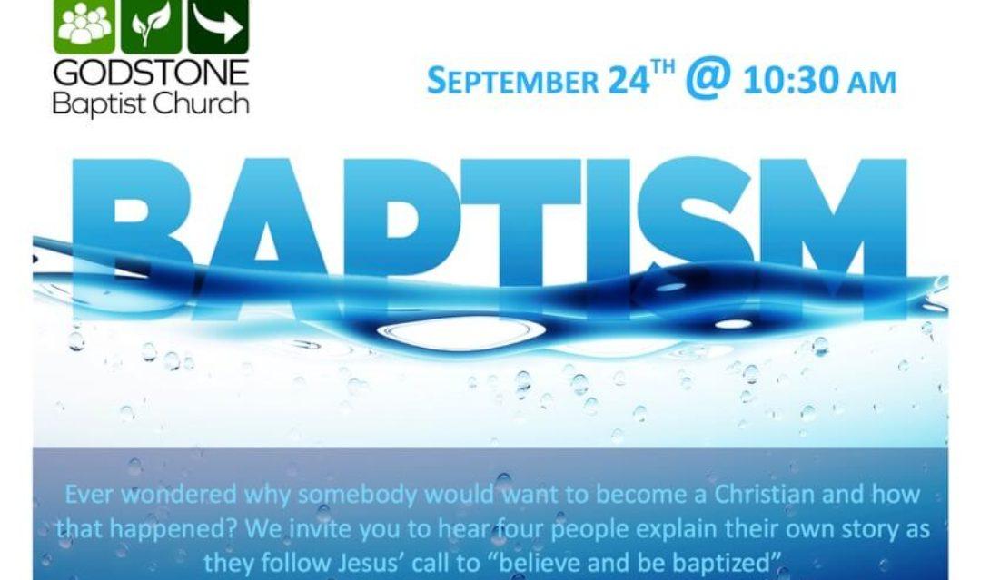 Baptism 24 Sept 2017