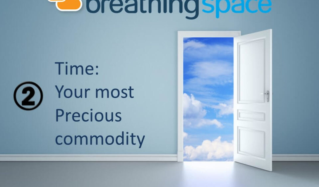 Breathing Space - 2 - Time