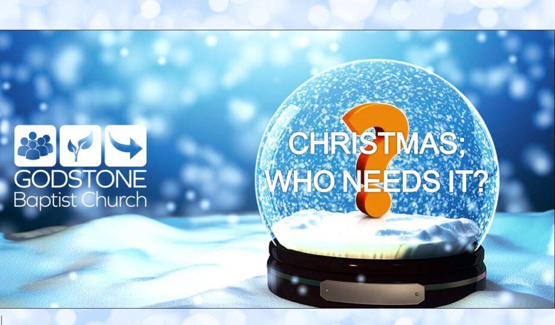 Christmas; Who Needs It?
