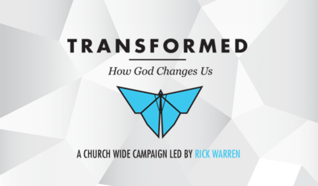 Transformed Sermon Series