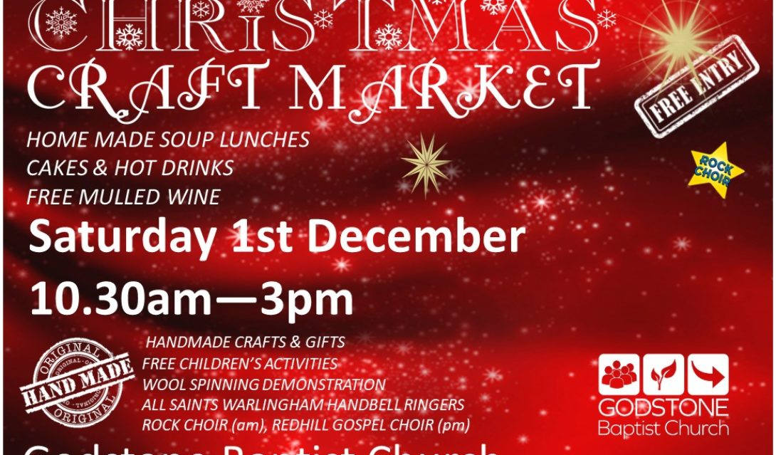 GBC Christmas Craft Market 2018