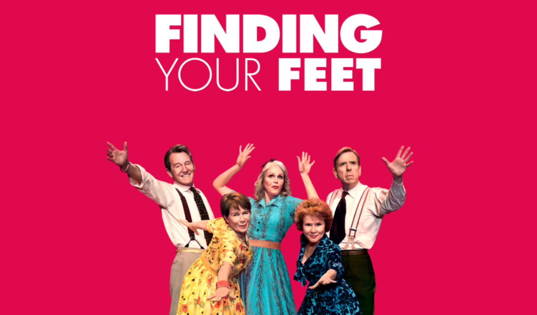 Moving Pictures: Finding Your Feet