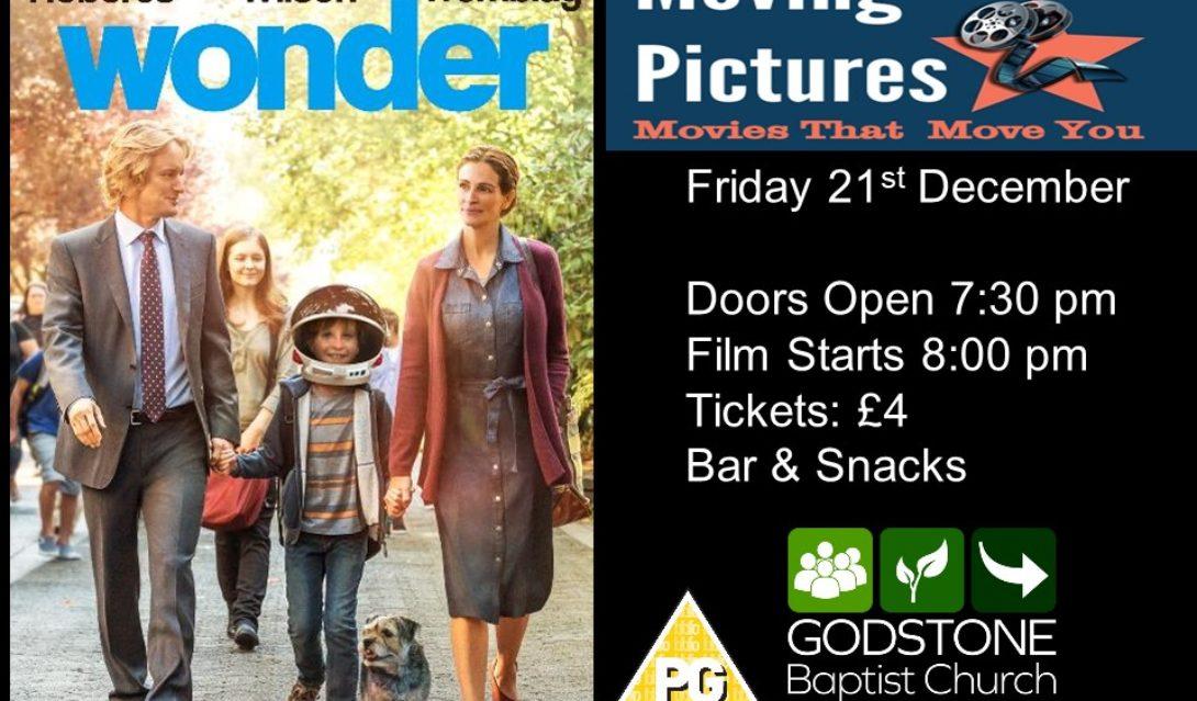 Moving Pictures - Wonder - Dec 21st - GBC