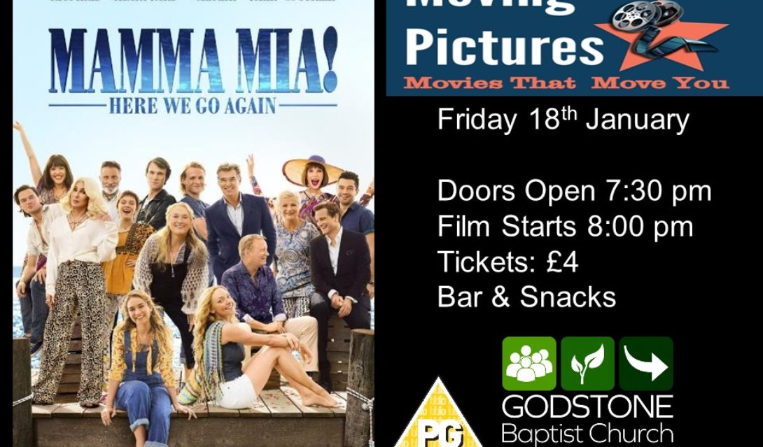 Advert - Mamma Mia 2
