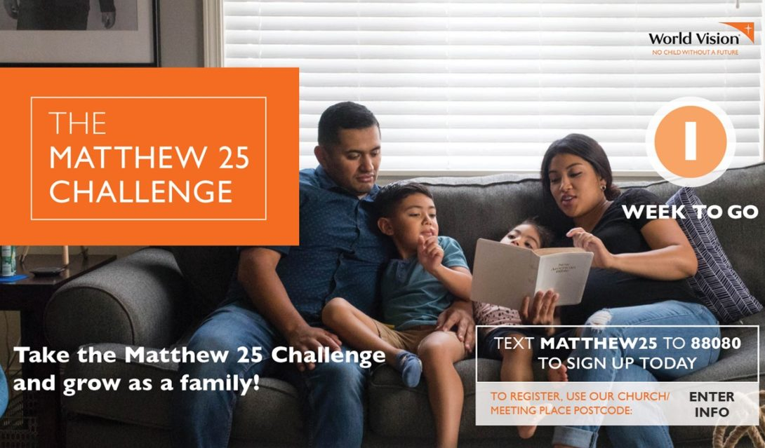 Matthew 25- PromoSlide