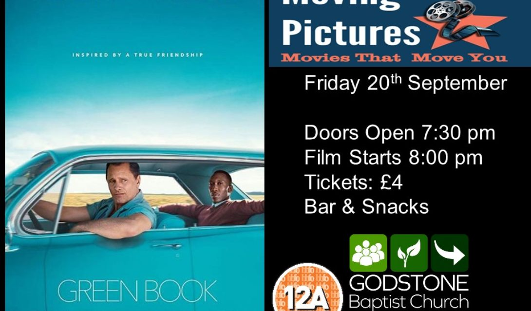Green Book 20th Sept 2019
