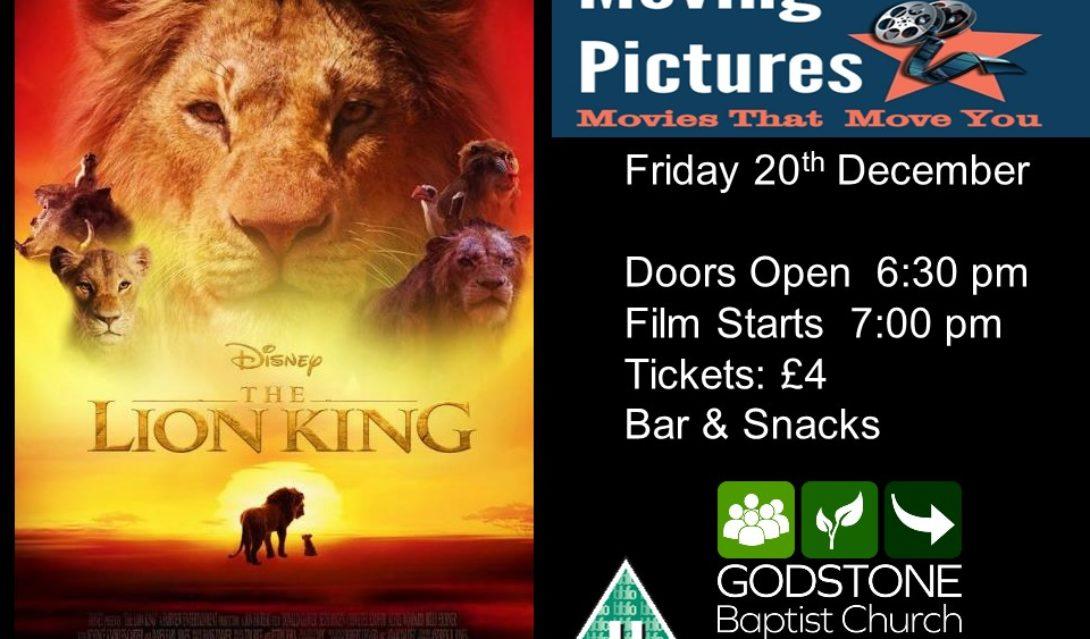 GBC - The Lion King - Dec 20th 2019