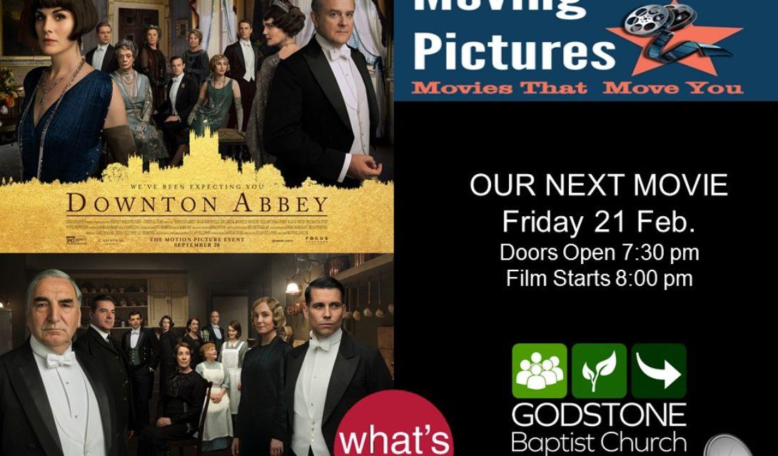 godstonebaptistchurch - feb 21 2020 - Downton Abbey